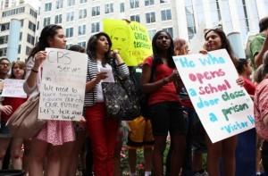 Chicago Teaches Protest June 2013