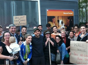 Jean Occupy WallStreet