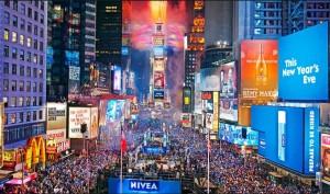 New York New Year 2014