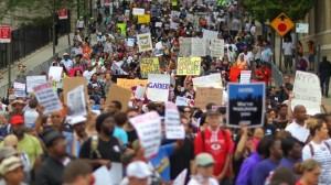Earl Garner Protest II