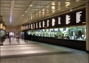 Blizzard 2015 Penn Station