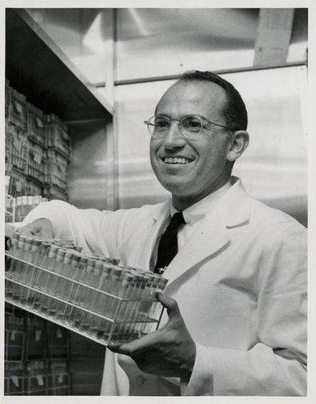 a comprehensive study of jonas salk essay Although adored by the public for his work on the polio vaccine, jonas salk was ostracized by the medical community author charlotte jacobs talks about the.