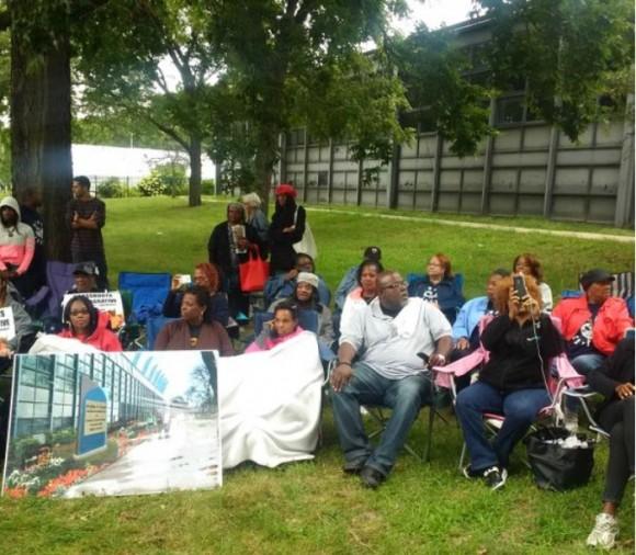 Chicago Hunger Strike