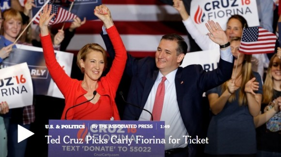 Cruz nd Fiorina