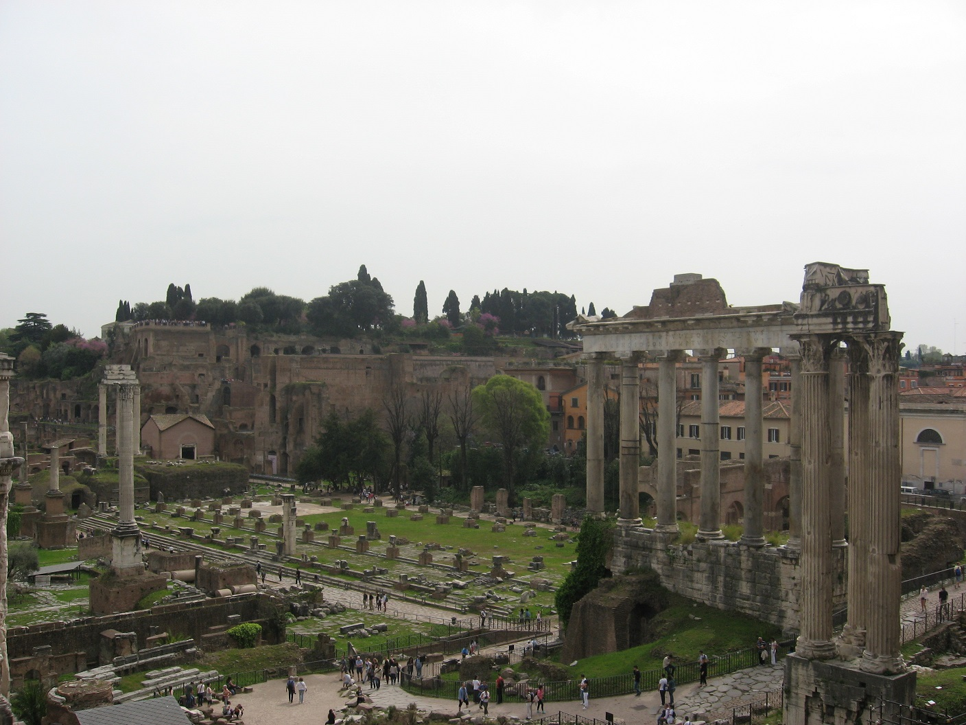 Rome – Capitoline Hill! | Tony's Thoughts