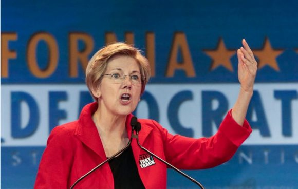 Elizabeth Warren May 2016