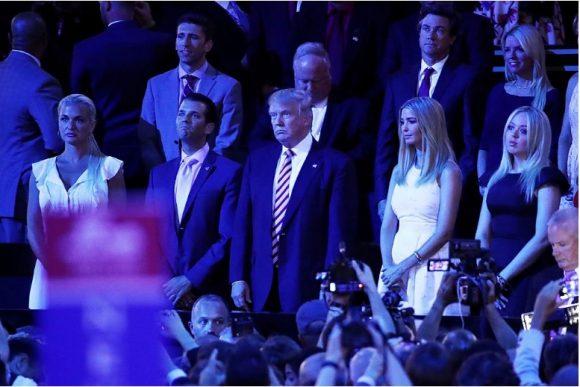 Cruz Trump Convention