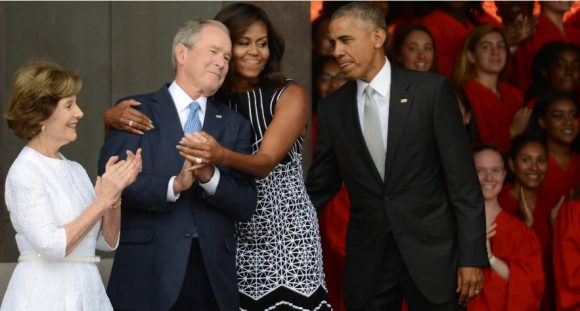 michelle-obama-hugging-g-w-bush