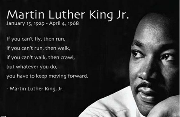 Martin Luther King 2017