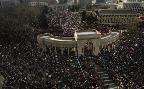 Womens March Denver