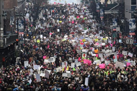 Womens March NYC