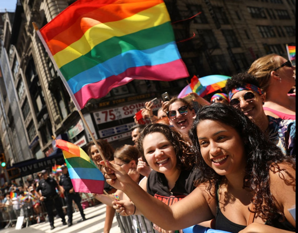 Pride Parade in New York and Cities Across the Country ...